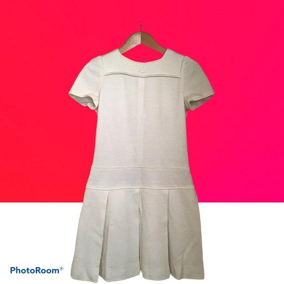 Courrèges dress 1972