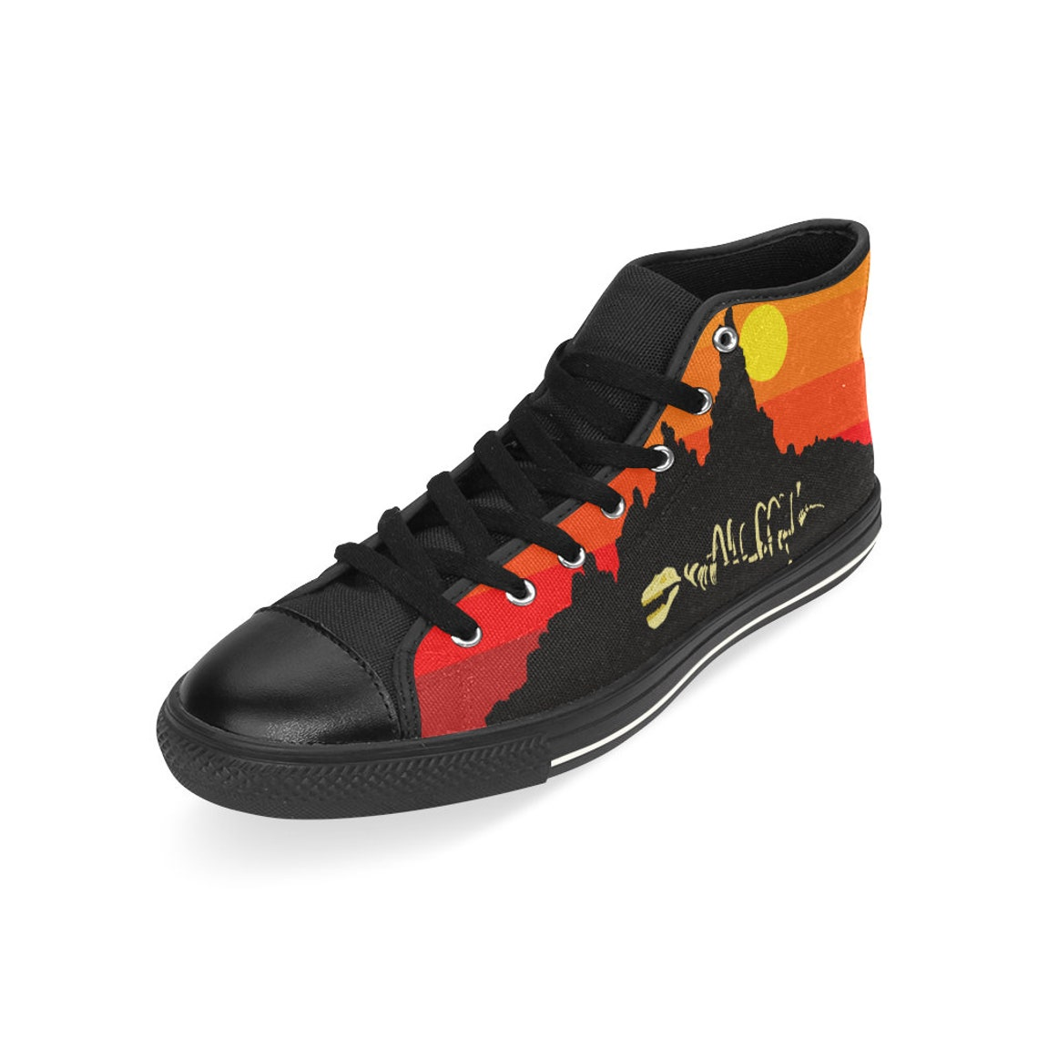 Big Thunder Mountain Inspired Sneakers For Men And Women - Sale p3HAI