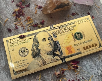 Gold Ancestor Money