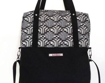 INFINITE BAG/BACKPACK (with back pocket)