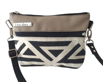 FANNY PACK LIZ TAUPE
