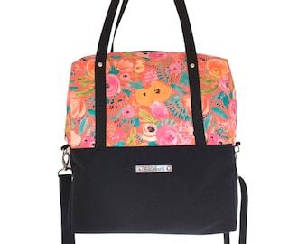 PRADERA BACKPACK BAG (with back pocket)