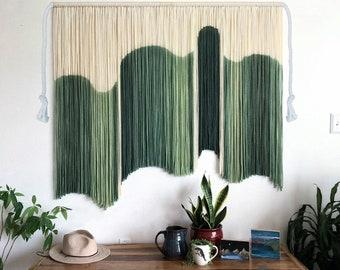 Bohemia Large Macrame Wall Hanging, Wall Tapestry, Woven Wall Hanging, Boho Wall Decor,  Wall Art, Wedding Backdrop Decor