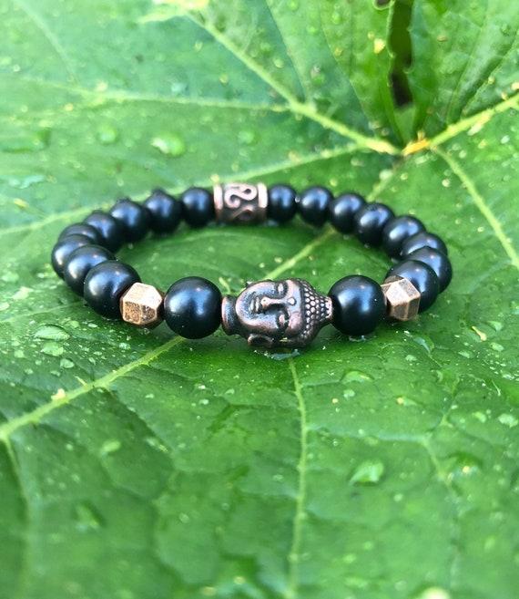 Spiritual Buddha Bracelet. Women's Bracelet. Gift For Her. Yoga. Meditation. Zen