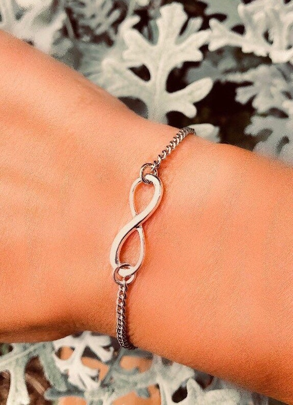 Eternity Empowerment Bracelet or Anklet. Women's Jewelry. Boho. Bohemian Jewelry. Empowerment