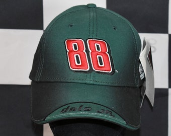 NASCAR Dale Earnhardt Jr #88 Mountain Dew Hendrick Motorsports Strapback Hat NWT