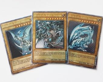 Yu-Gi-Oh! kaartspellen Custom Orica Yugioh Field Center Blue-Eyes White Dragon Seto Kaiba v2 SECRET