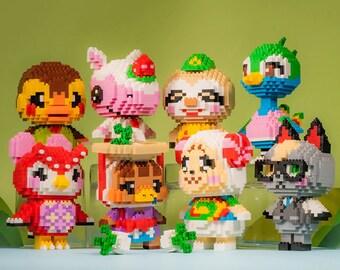 22 Styles Animal Crossing Micro Blocks