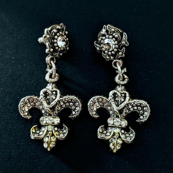 GAVILANE PARIS, Baroque Earrings, EARRINGS Couture