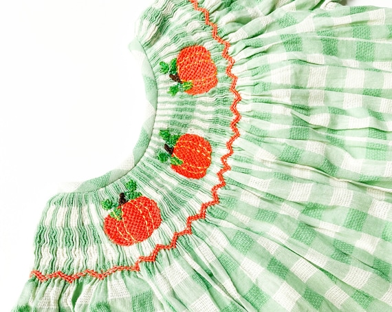 Green Pumpkin Bubble  (Ready to ship)