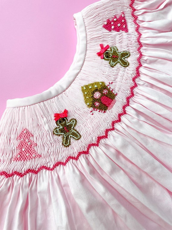 Pink Gingerbread Dress Preorder (SHIPS Late October/ early November)