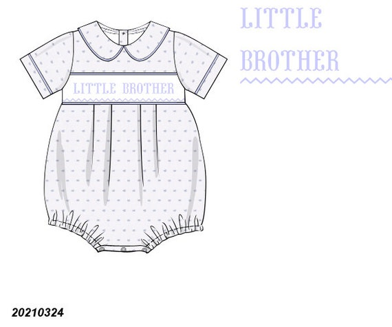 Little Brother Preorder (SHIPS Late August/ Early September)