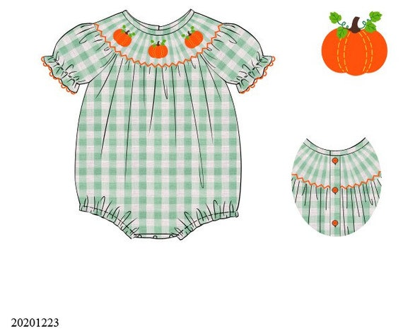 Green Pumpkin Bubble PREORDER (SHIPS Late August/ Early September)