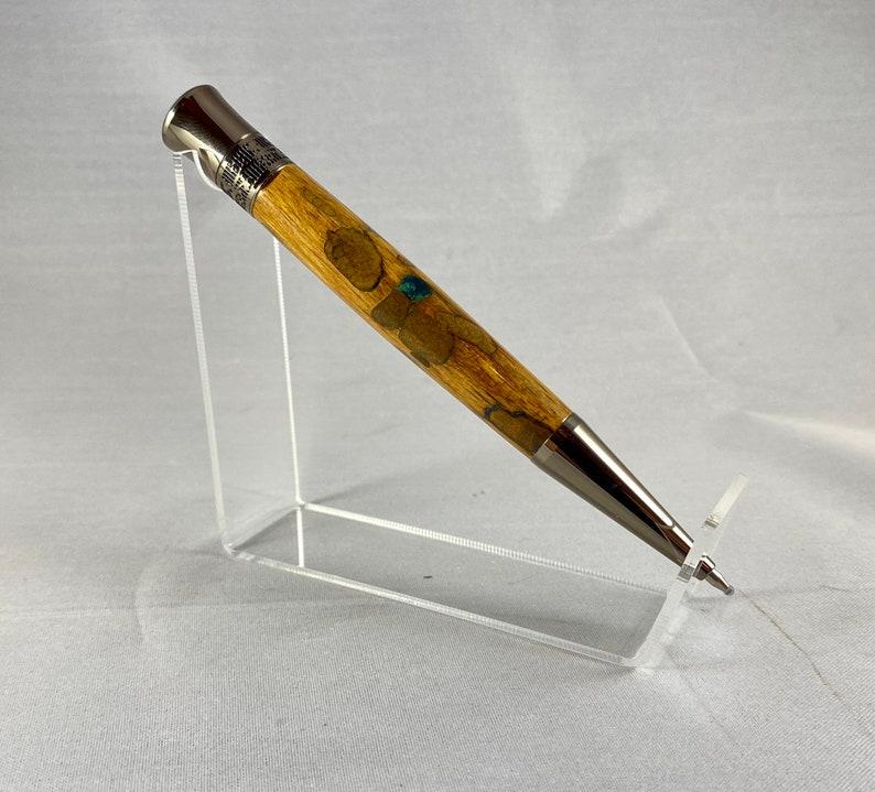 Mallin \u201cPinyon Pen\u201d Custom Hand-crafted Pinyon Pine Ballpoint Pen