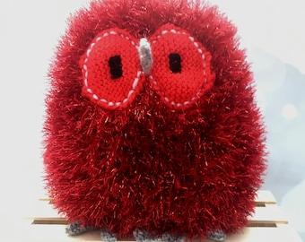 Sparkly Owls, Family, Christmas, Glitter, Fun, Decor, Child, Gift