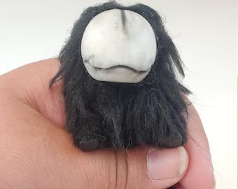 Mini scp 682 art doll