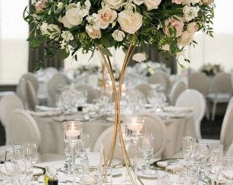 Wedding Centerpiece Tall Vase Etsy