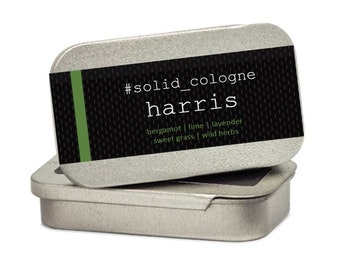 harris - Solid Cologne - Made in Scotland