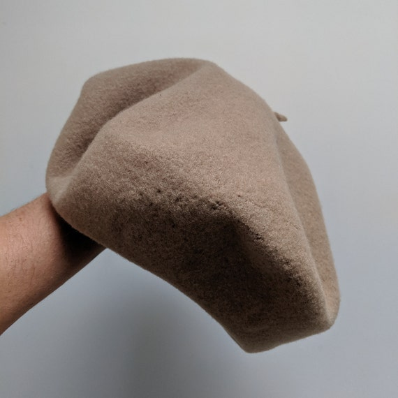 Pure Wool Beret