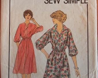 Pattern Dress Style 2353 dress pattern