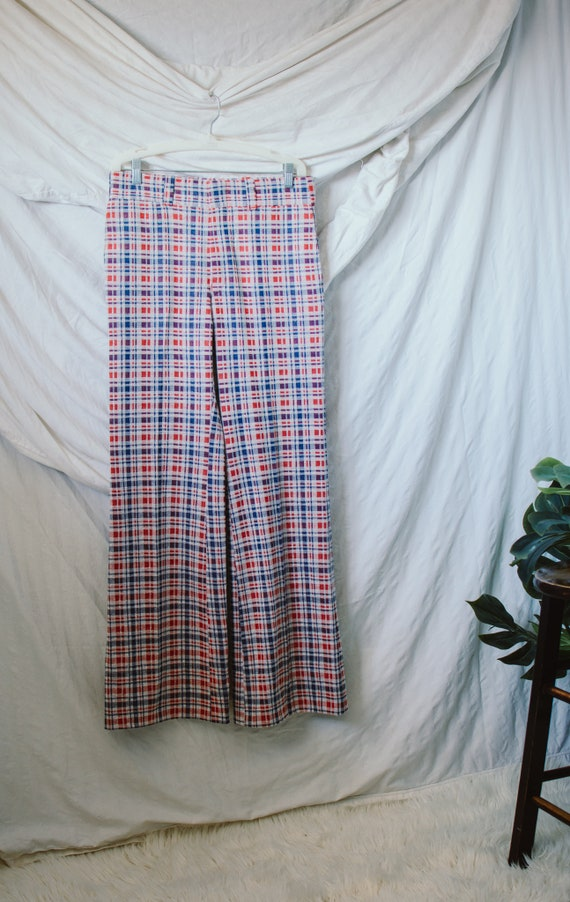 Vintage 1970's Bell Bottoms - Union Made in Edmont