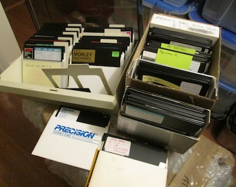 1x (One) Commodore 64 Floppy Disk, Super Mario,Lode Runner,MULE,Impossible Mission +