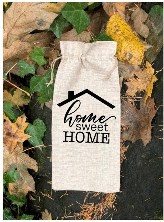 Wine Bag-Home Sweet Home