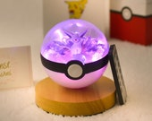 Pokemon Terrarium Eevee Eevolution Espeon Terrarium Pokeball gifts Pokemon go Best Pokemon Gifts For Him Her