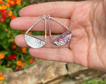 Boho dangle earrings
