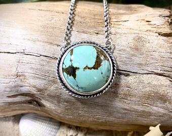 Baja Turquoise Necklace