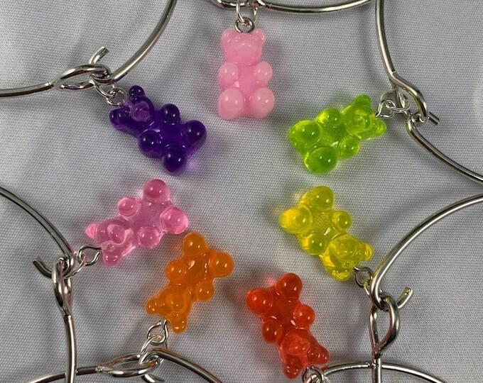 Assorted Color Gummy Bear Bracelet