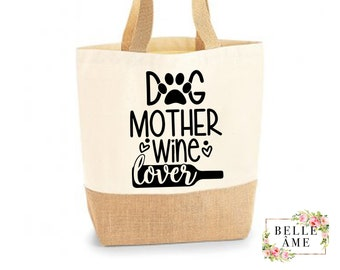 Rescue Dogs are a gift of love Dog lover gift Dog Rescue Rescue Dogs Tote Bag Animal Rescue Bag