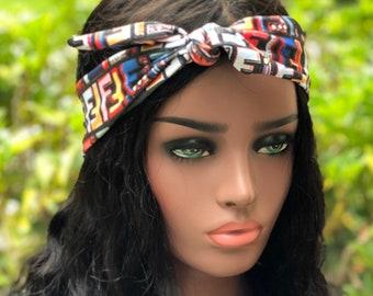 6e36a137f7828 Designer head scarf   Etsy