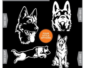 Dog Decals & Shirts