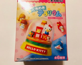 Re-Ment Sanrio Hello Kitty Little Twins Changing Chain #1