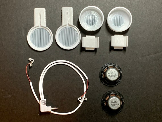 Off Ear Headphones Replacement Parts