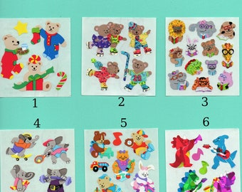 Sandylion Scrapbooking Stickers SAILBOATS CANOE 2 MAXI Sheets Free Ship Offer