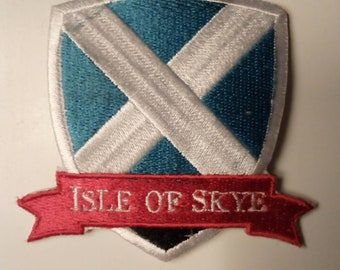 Bonnybridge Scotland Town /& City Embroidered Sew on Patch Badge