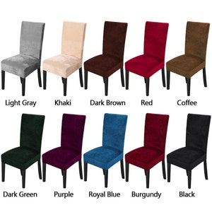 Dining Chair Covers Etsy
