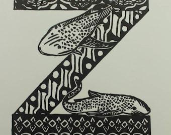 Y is for Yinnietharra Rock Dragon