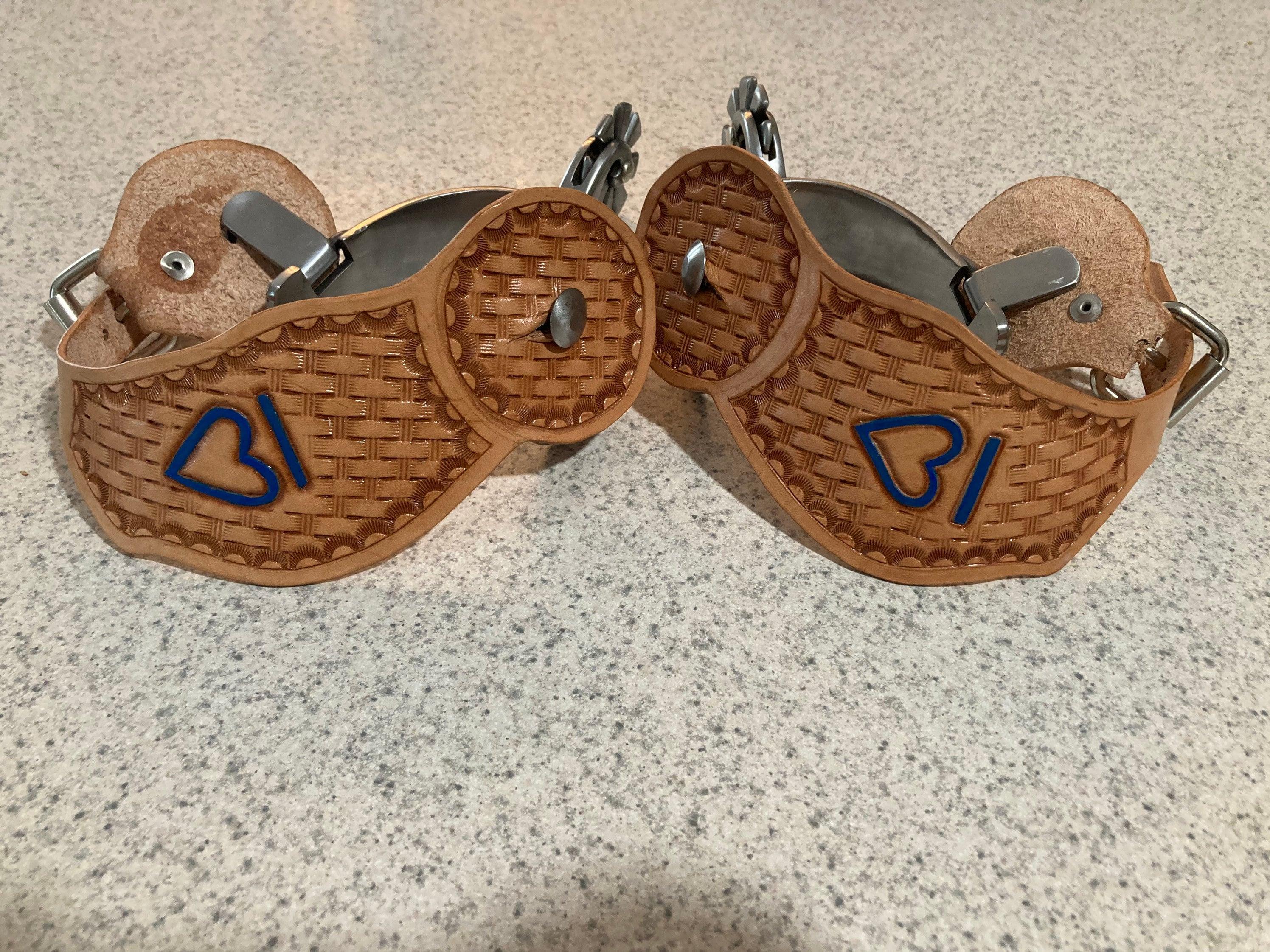 Make to order Spur straps