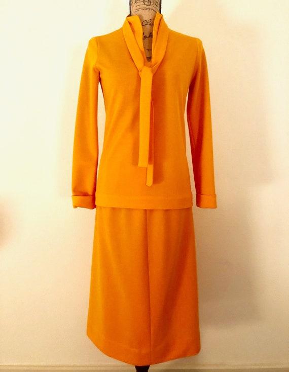 Vintage 1960's Two-Piece Suit