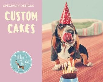 Specialty Custom Cake