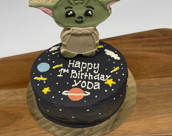 Out of this world Cake