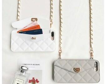 iphone 8 case handbag