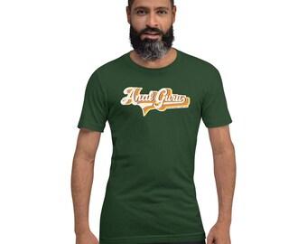 Its the Michael Vegas X Hey Poopy Anal Guru Short-Sleeve Unisex T-Shirt!!!!