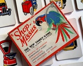 Vintage Shop Missus Vintage Card Game 1948 Waddington Ltd - Card Game Gift - Funny Intoxicating Card Game