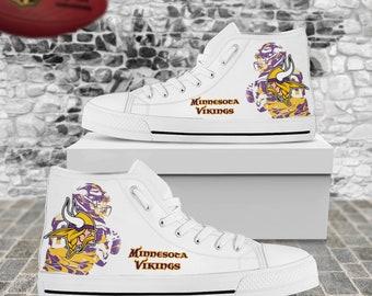 383bde62 Minnesota vikings shoes | Etsy