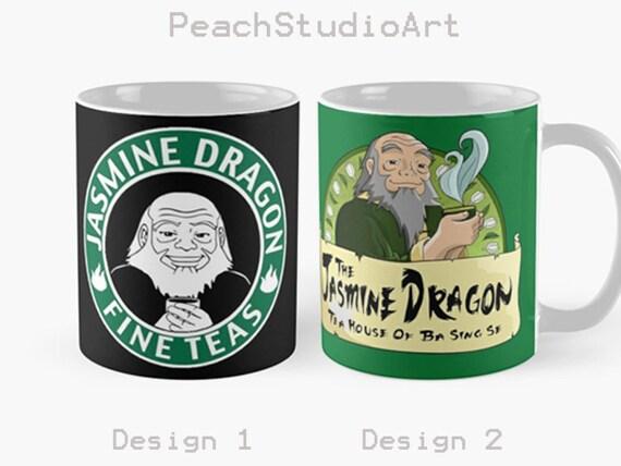 Iroh/'s Delectable Tea 11 Oz /& 15 Oz Mugs