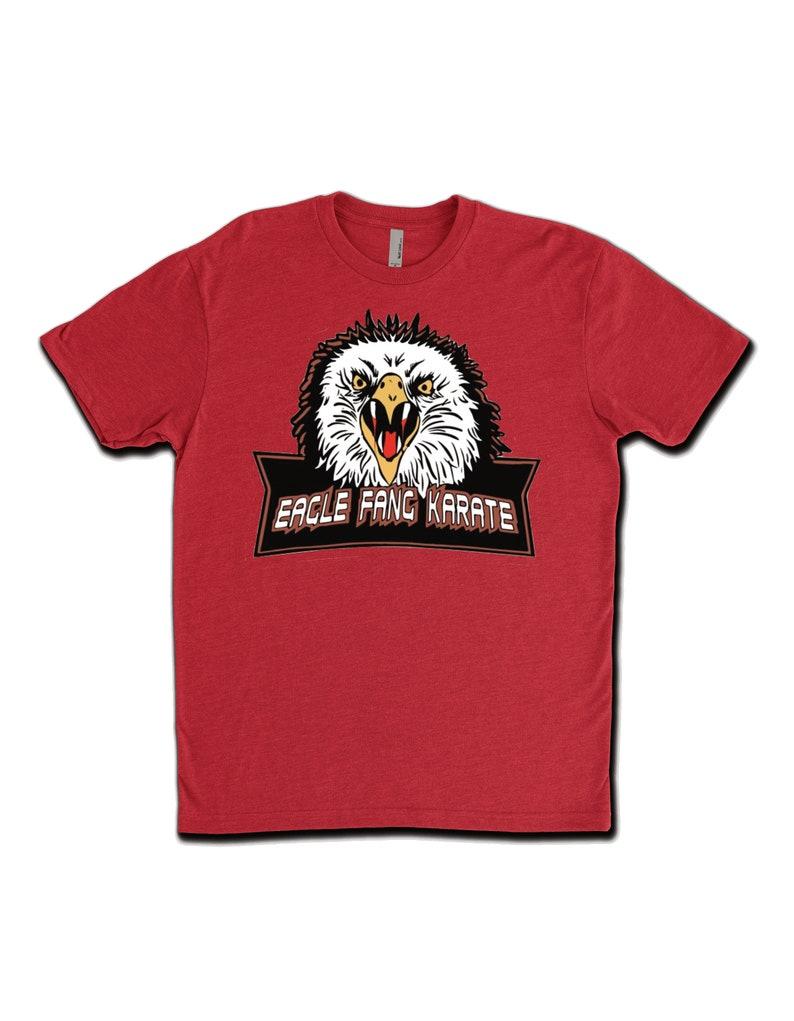 Eagle Fang Karate Shirt Cobra Kai Shirt